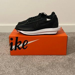 Nike LD Waffle Sacai Black Nylon